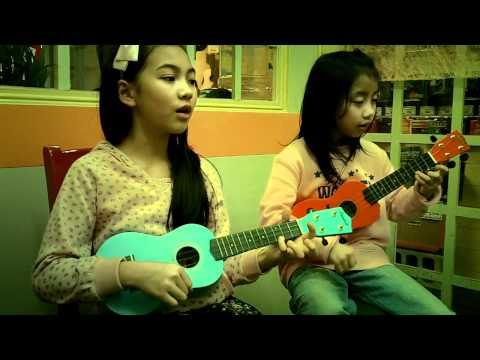 梁靜茹-小手拉大手 ukulele cover