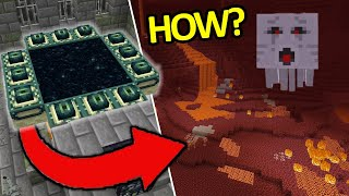 WTF Minecraft Moments that will BLOW Your Mind #8