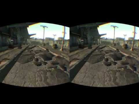 Fallout TTW in Virtual Reality - episode 1