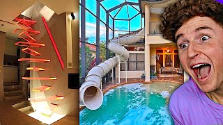 INCREDIBLE Houses That Will BLOW YOUR MIND..