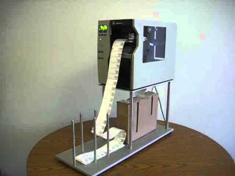 Address Label Print Station