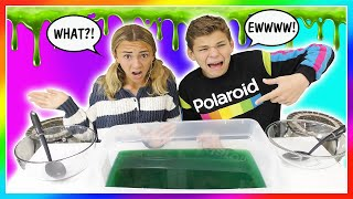 TURNING GROSS SLIME INTO BEAUTIFUL SLIME! | We Are The Davises