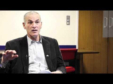 Norman Finkelstein: BDS Movement is a 'Cult' part 1