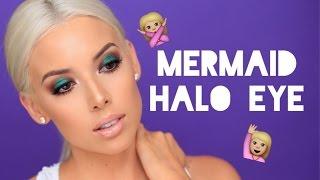 QUICK TUT: Mermaid Green Smokey Eye | LustreLux