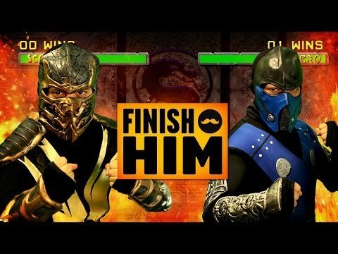 Finish Him - Smashpipe Comedy