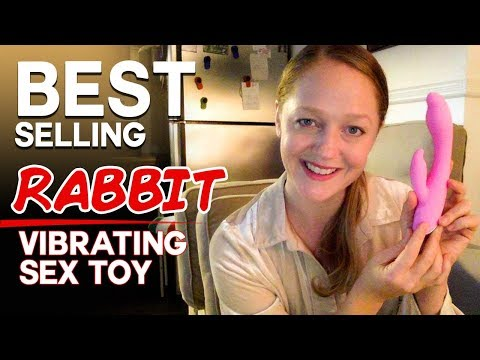 Adam & Eve Silicone G-Gasm Rabbit-Style Pink Vibrator - Best Selling Sex Toy Review