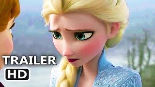 FROZEN 2 New Trailer (2019) Disney Animated Movie HD