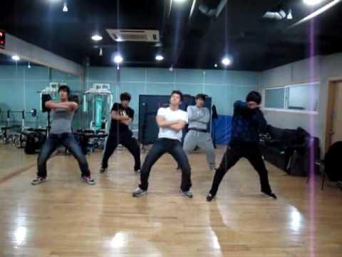 2PM Practice videos 'Take You Down & BoJangles'