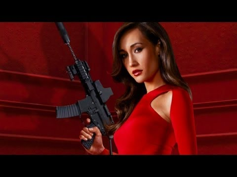 Nikita Interview : Maggie Q Interview - Comic-Con 2013 - YouTube
