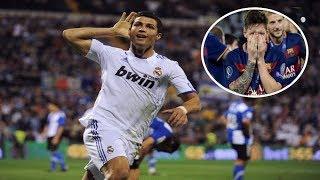 "10 Times Cristiano Ronaldo SILENCED ""Messi"" Chants |HD|"