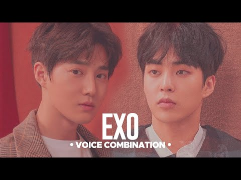 EXO - Voice Combination : Title Tracks (Use HeadPhones)
