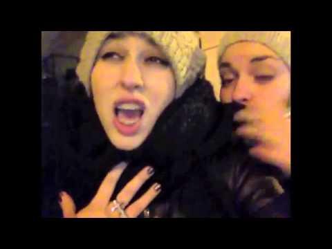 Катя Клэп! VLOG  Концерт группы Ногу Свело Часть 1