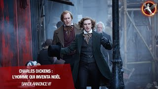 """Charles dickens : l""""homme qui inventa noël :  bande-annonce VF"""