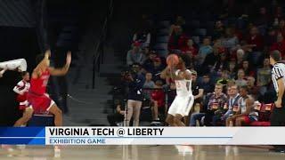 Virginia Tech vs Liberty University Men's Basketball Exhibition