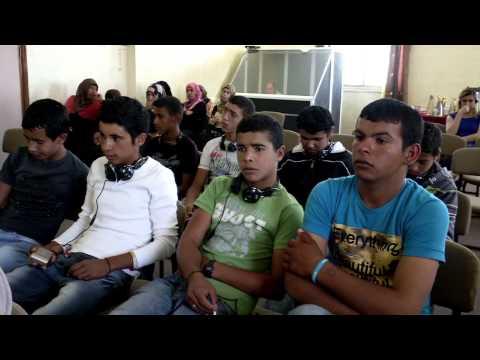 أوروبا في فلسطين | ح23| التدريب المهني للمجتمعات البدوية
