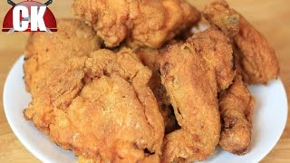 How to Make Spicy Fried Chicken