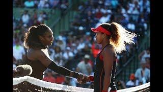 2018 Miami First Round | Serena Williams vs. Naomi Osaka | WTA Highlights