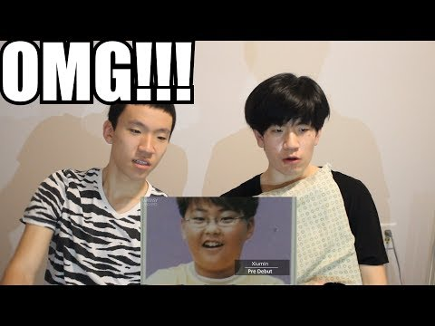 EXO - Predebut Vs Now : Before and After REACTION [HOLY COW!!!]