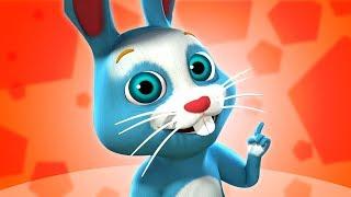 กระต่ายนอน | เพลงสำหรับเด็ก | Sleeping Bunnies | Little Treehouse