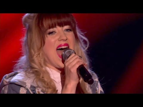 The Voice UK 2013 | Leah McFall performs 'R.I.P.' - Blind Auditions 3 - BBC One