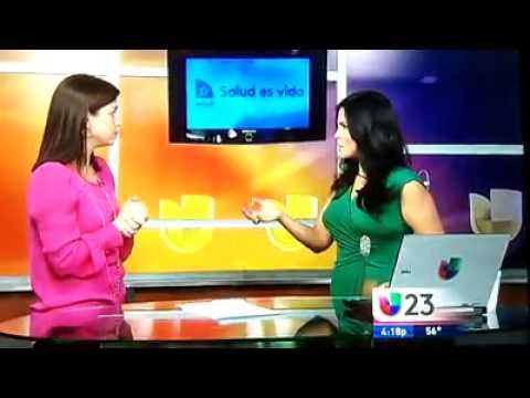Univision 23 Interview
