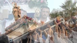 HOMENAJE A MARINEROS Y HORQUILLEROS  DE ALMUÑECAR  VIRGEN DEL CARMEN - YouTube
