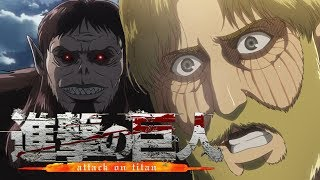 Attack on Titan Season 3 - All Beast Titan (Zeke) Scenes