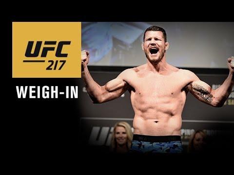 Transmisja oficjalnego ważenia przed UFC 217 – na żywo w MMAnews o 23:00