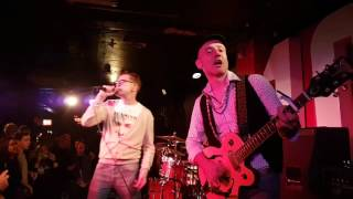 The Smyths - There is a Light That Never Goes Out (The Smiths) at 100 Club, London 28.07.17