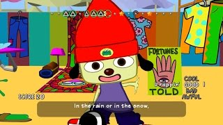 Parappa the rapper remastered disponible en exclu sur ps4 :  bande-annonce