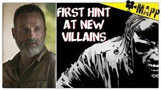 MYSTERIOUS NEW VILLAINS! The Walking Dead Season 9