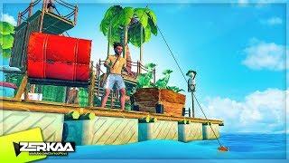 SHARK SURVIVAL SIMULATOR 2018 (Raft #1)