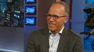 The Insider's Co-Worker Confidential With Lester Holt and Willie Geist