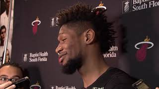 MIAMI HEAT PRACTICE REPORT: 01/14/2019