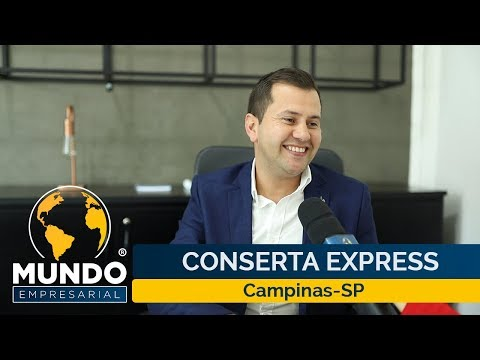 Video sobre a rede Conserta Express