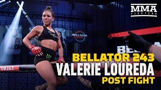 Bellator 243: Valerie Loureda Felt Disrespected by Her Opponent - MMA Fighting