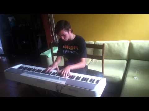 Que canten los niños Piano cover