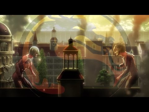 [ANIME SPOILERS] Attack on Titan Mortal Kombat Theme,