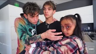 We saved our little sister..