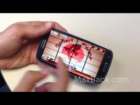 Samsung Galaxy S III - FULL Hands-On Phone Review and HTC One X Comparison