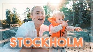 A SUMMER DAY IN SWEDEN! 🥰