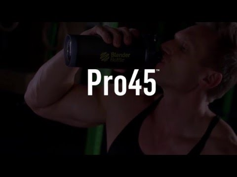 BlenderBottle® Pro45™ – Our Largest Shaker Cup Yet