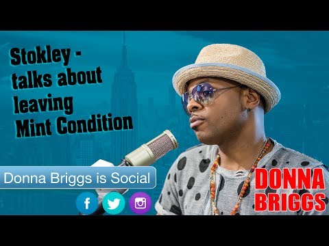 Donna Talks with Stokley. about leaving mint condition