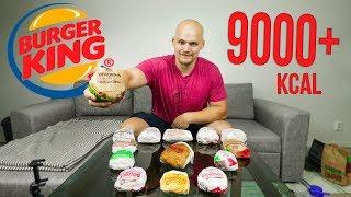Burger King Hampurilaishaaste!
