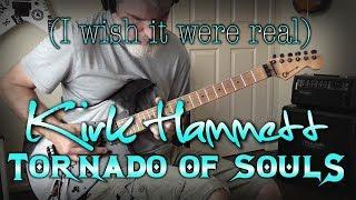 If Kirk Hammett Played Tornado Of Souls