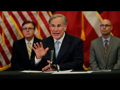 Governor Abbott To Provide Update On COVID-19 Response In Texas