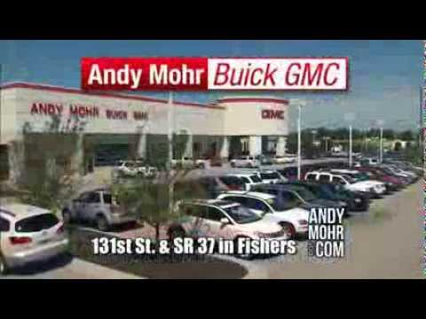 Andy Mohr Buick GMC September 2013 Offers