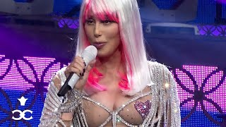 Cher - Believe (Dressed to Kill Tour, 2014 / Fan Recording)