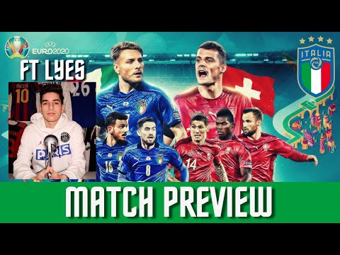 ITALY VS SWITZERLAND Match Preview ft @Whole Lotta Mid | ANOTHER W FOR THE AZZURRI?