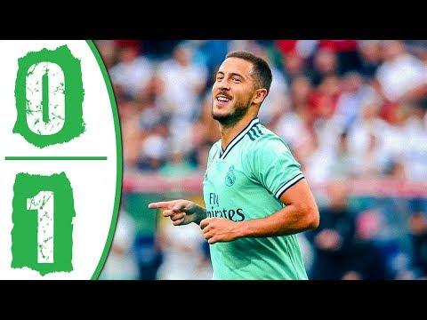 RB Salzburg vs Real Madrid 0-1 Extended Highlights & Goals 2019